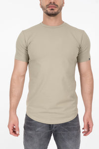 Established Tee - Light Green