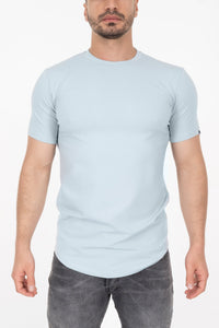 Established Tee - Light Blue