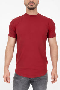 Established Tee - Red