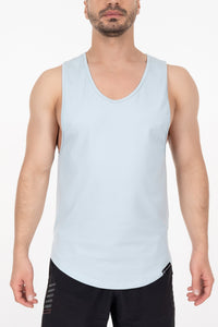 Hybrid Tank Top - Light Blue