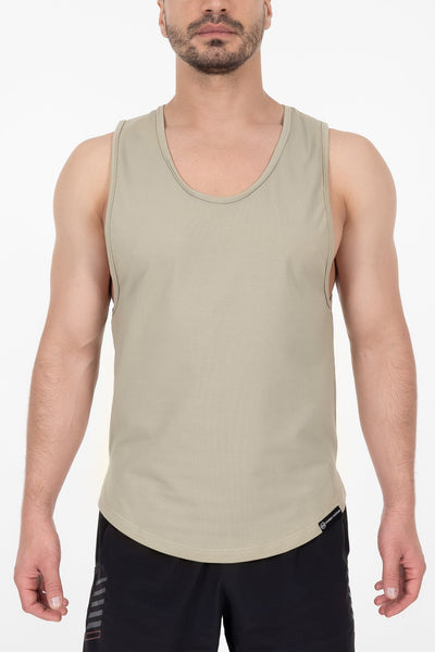 Hybrid Tank Top - Light Green