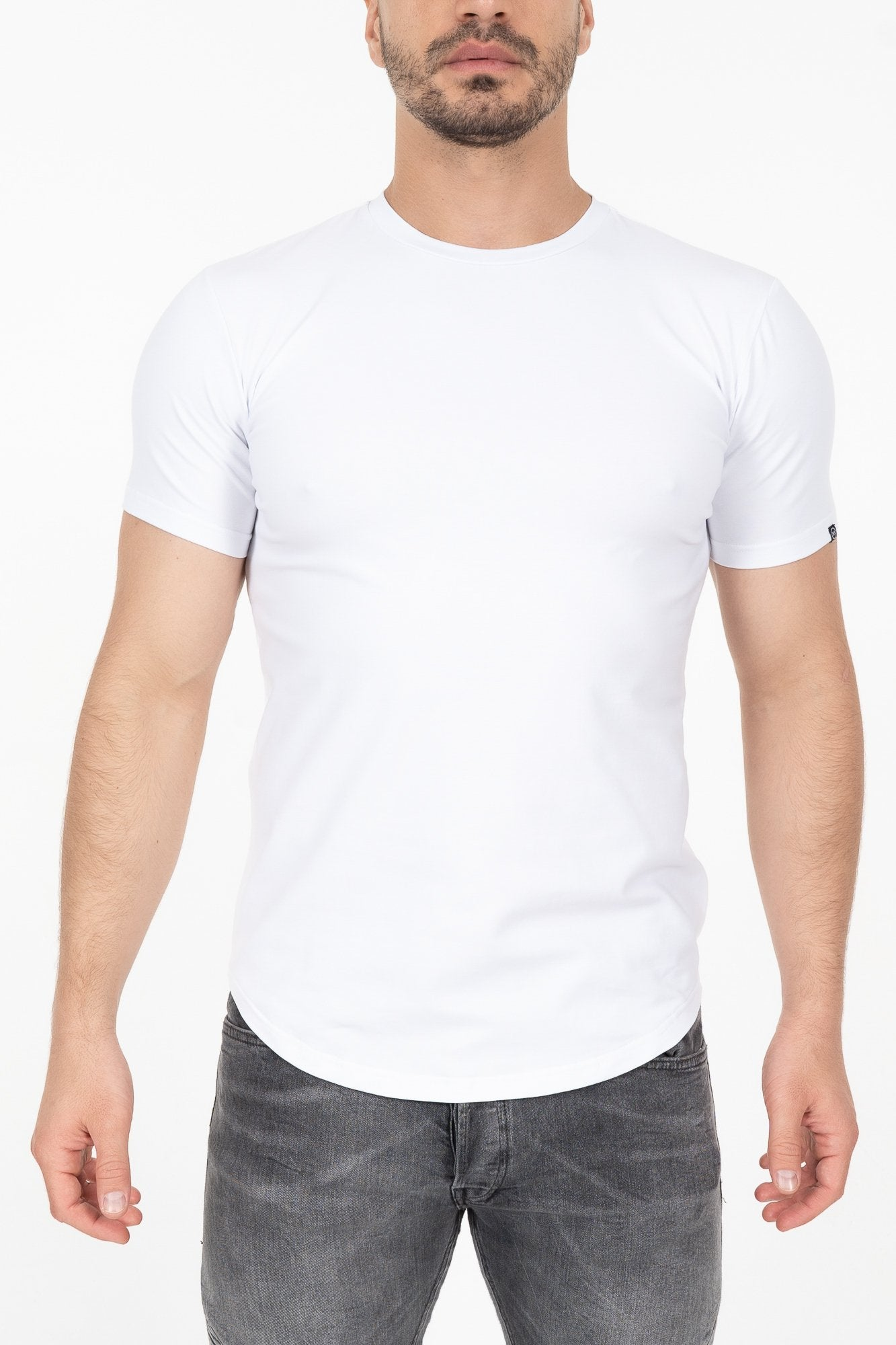 Established Tee - White