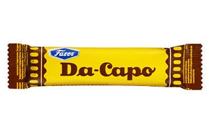 Da Capo Chocolate 20g