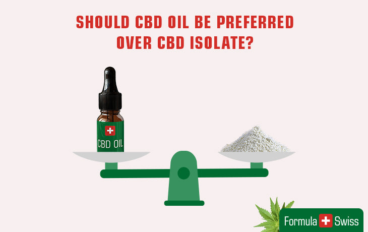 full spectrum cbd vs. cbd isolate