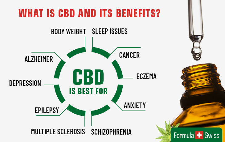 What is CBD? Cannabidiol, usage, benefits and risks of CBD oil