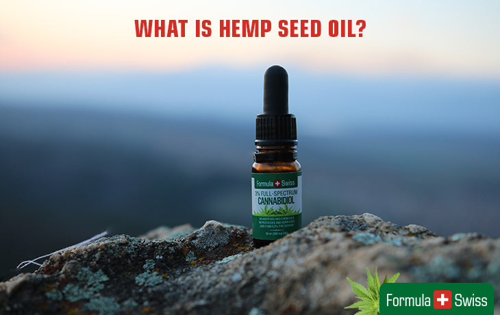 what is hemp seed oil