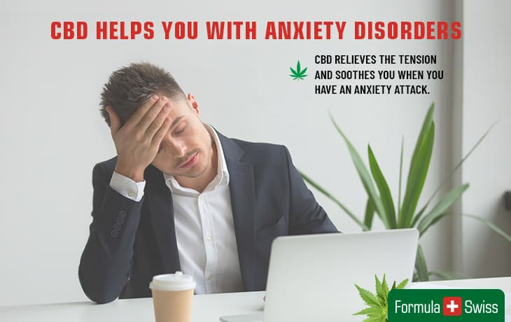 CBD and fighting anxiety