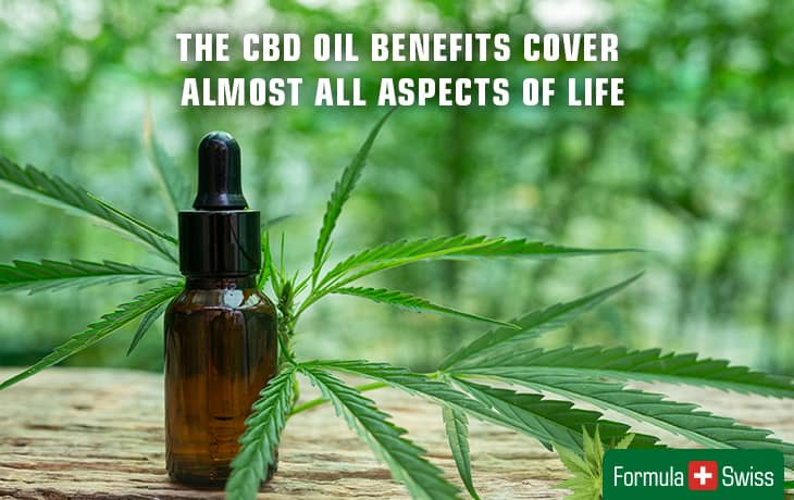 Benefity CBD