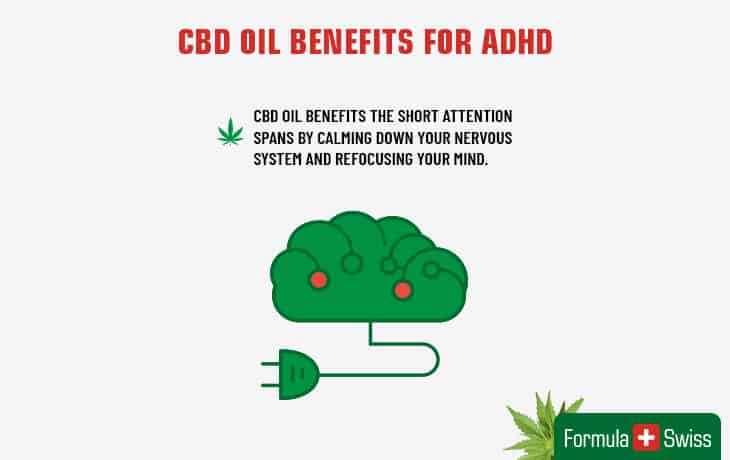 CBD oil benefits for ADHD