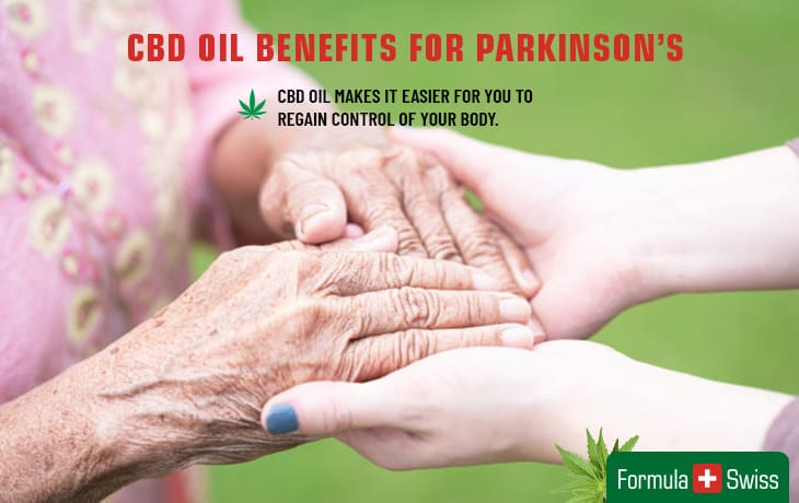 CBD oil benefits for Parkinson`s