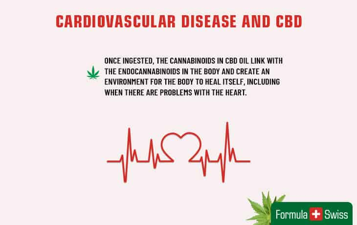 Cardiovascular disease and CBD