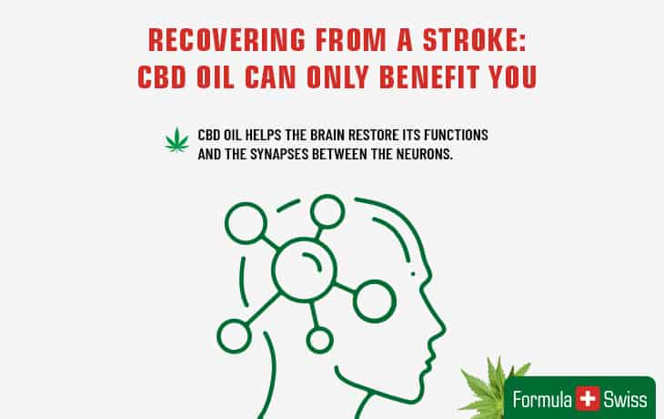 Recovering from a stroke CBD oil can only benefit you