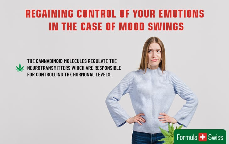 Regaining control of your emotions in the case of mood swings