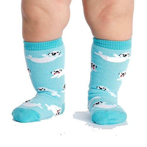 Baby Seals Toddler Knee High Socks Sock It To Me