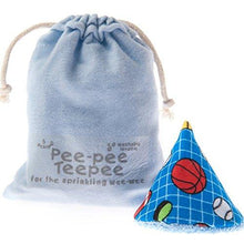 Load image into Gallery viewer, Pee-pee Teepee in Laundry Bag