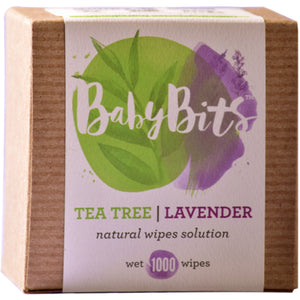 Natural Wipes Solution