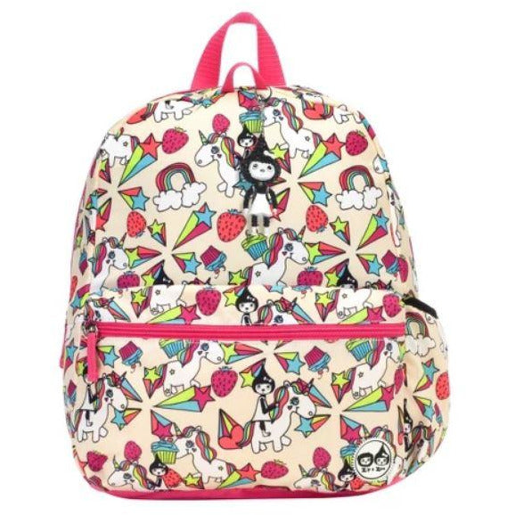 Unicorn Kids Backpack Zip And Zoe Babymel