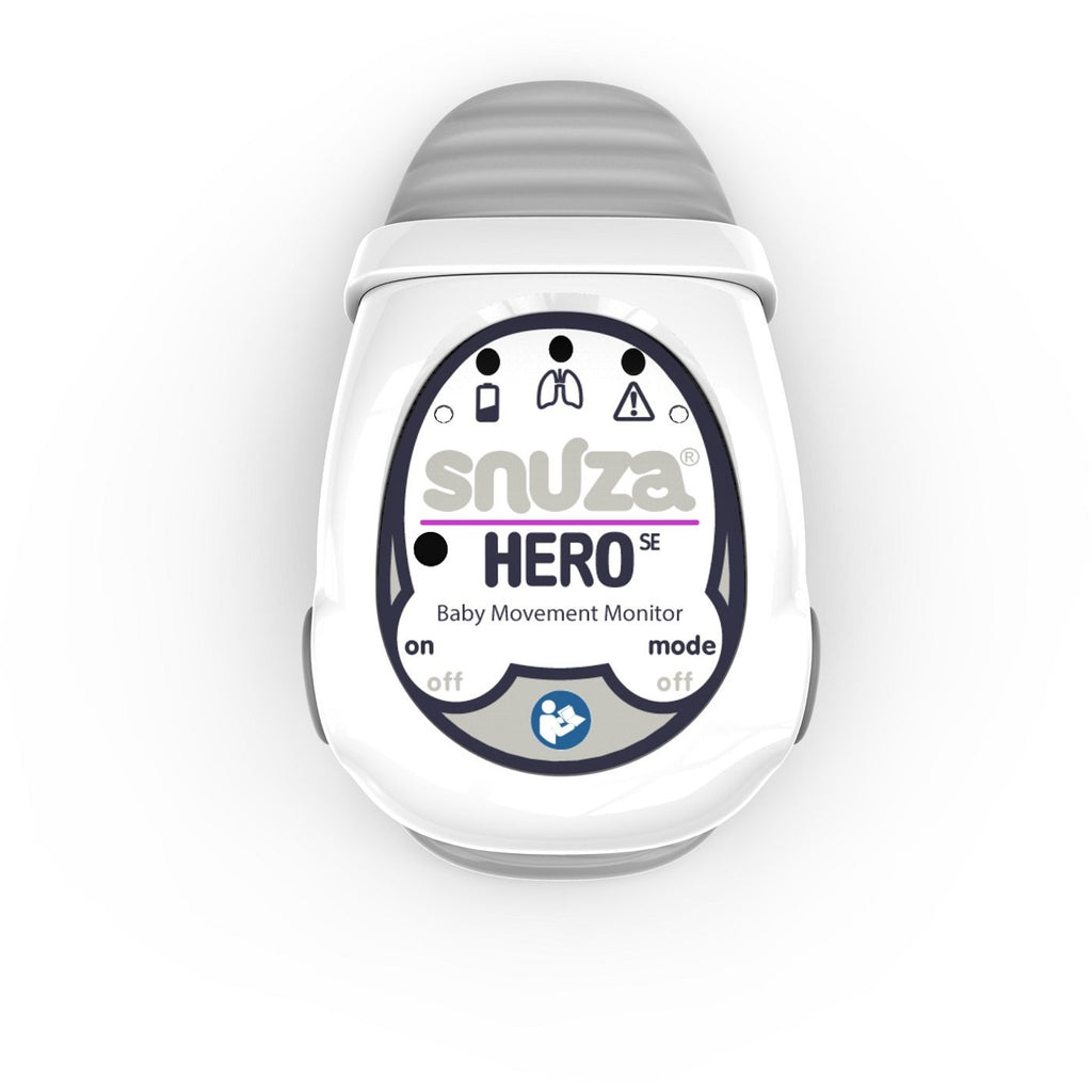 Snuza Hero (SE) Premium Baby Movement Monitor