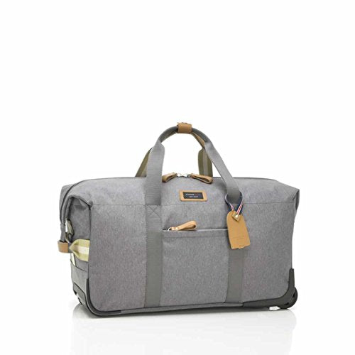 Storksak Grey Cabin Carry On