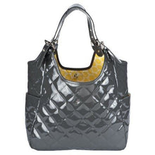 Load image into Gallery viewer, JP Lizzy Slate Saffron Satchel