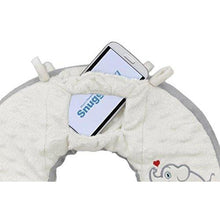 Load image into Gallery viewer, Snuggwugg Interactive Baby Pillow