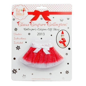 The Elf on the Shelf Claus The Couture Collection Tutu Skirt