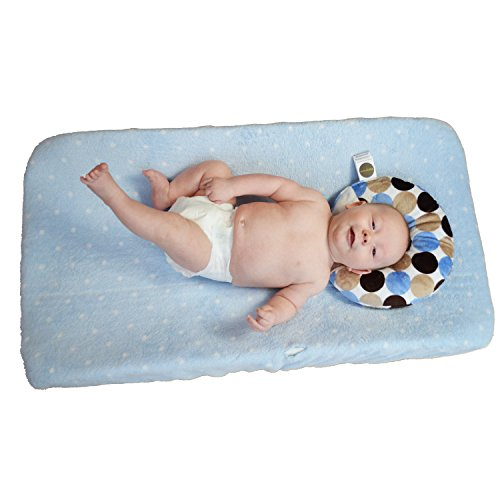Babymoon Pod - Baby Blue Head and Neck Support Pod