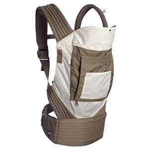 Onya Baby Outback Baby Carrier, Ivory/Chocolate Chip