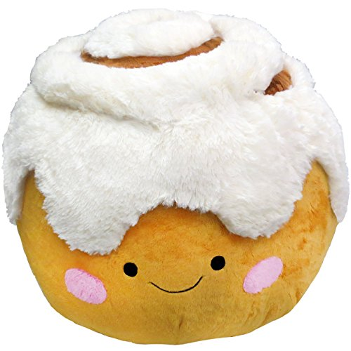 Squishable Cinnamon Bun Plush - 15 inch