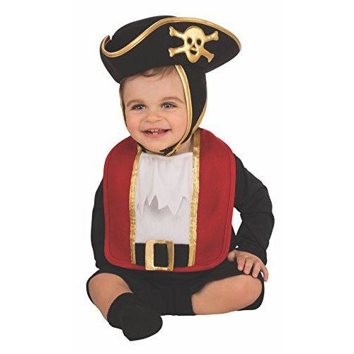 Pirate Costume 0-12 Months