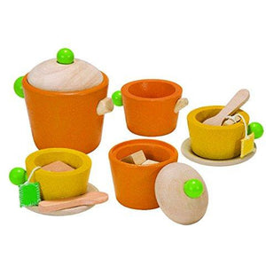 Plan Toys Activity Tea Set