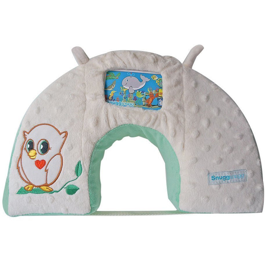 Snuggwugg Interactive Baby Pillow