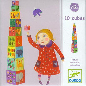 Djeco Cubes Collection