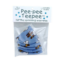 Load image into Gallery viewer, Beba Bean Pee-pee Teepee Cellophane Bags