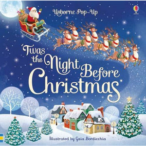 'Twas The Night Before Christmas Pop Up Books