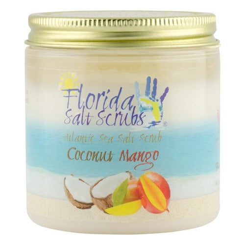 Florida Salt Scrub Coconut Mango 12.1oz