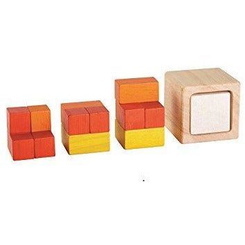 PlayToys Fraction Cubes