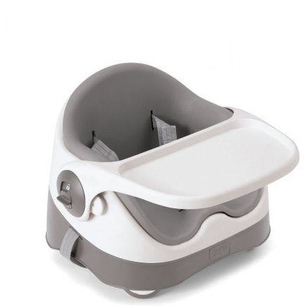 Mamas & Papas Baby Booster Seat Soft Grey