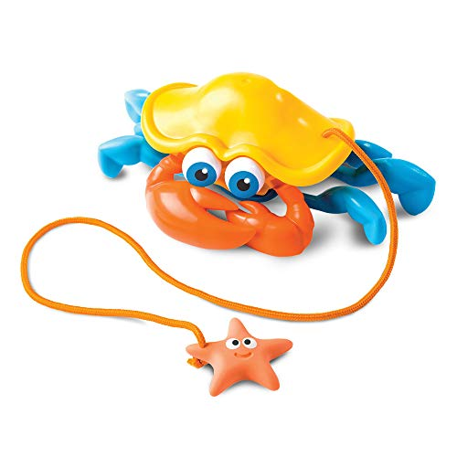 Fat Brain Toys Crabby Push & Pull Toy