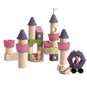 PlanToys Fairy Tale Blocks
