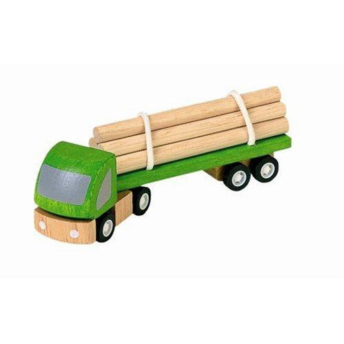 PlanToys Logging Truck