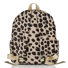 Load image into Gallery viewer, Little Companion Leopard Backpack