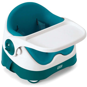 Mamas & Papas Baby Bud Booster Seat, Teal