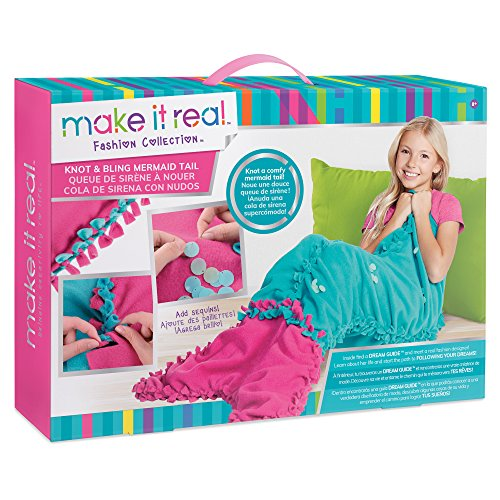 Make It Real Mermaid Tail Kit