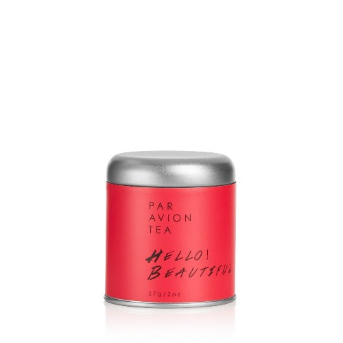 Par Avion Tea in Mini Artisan Tin, Hello! Beautiful, 2 oz