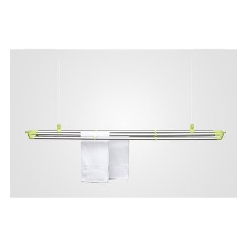 The New Clothesline Company - LOFTi Laundry Drying Rack Color: Lime Green
