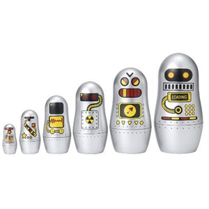 The Original Toy Company Matryoshka Madness Robot