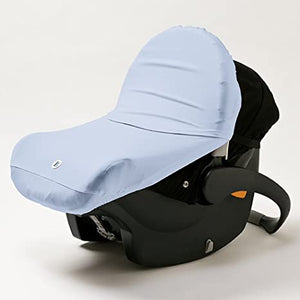 Imagine baby THESHADE Blue Infant Carseat Canopy