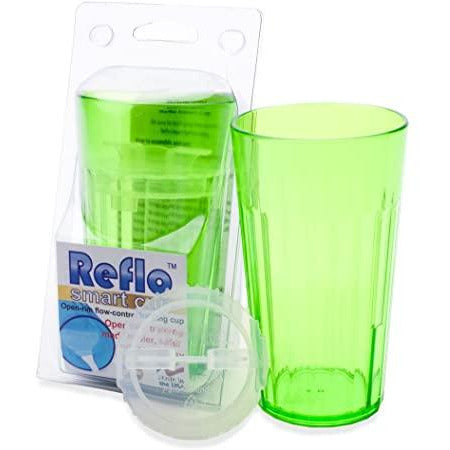 Reflo Smart Cup, 2 Pack, Green