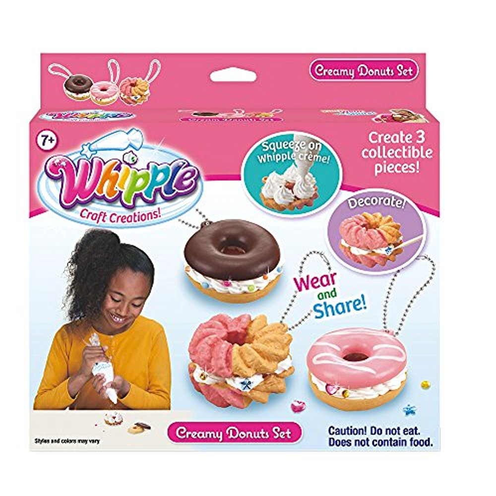 Whipple Cream Donut Set